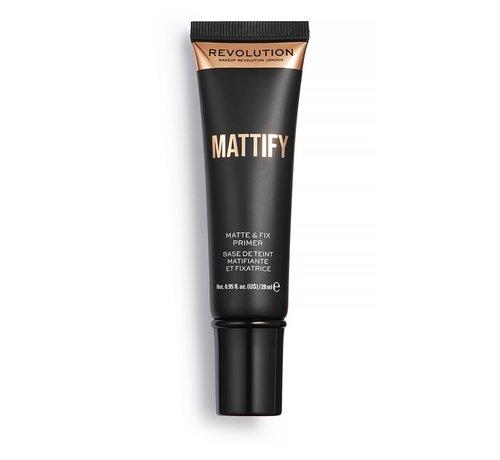 Makeup Revolution Mattify Primer