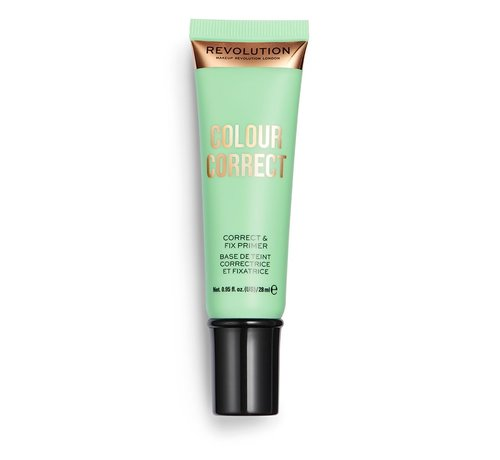 Makeup Revolution Colour Correct Primer