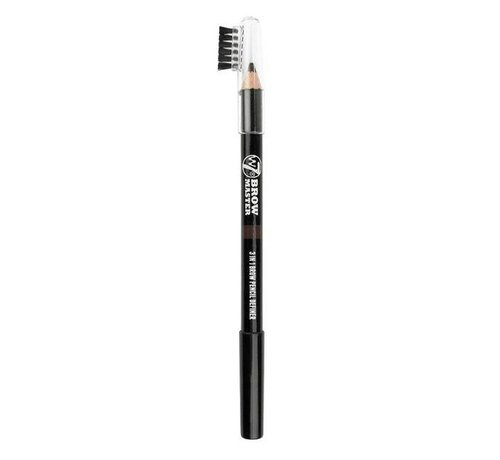 W7 Make-Up Brow Master - Brown - Wenkbrauwpotlood