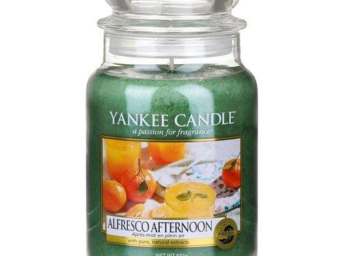 Yankee Candle Alfresco Afternoon - Large Jar