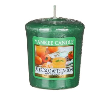 Yankee Candle Alfresco Afternoon - Votive