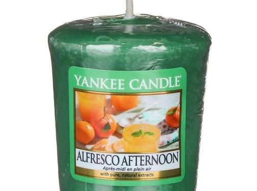 Yankee Candle Alfresco Afternoon - Votive