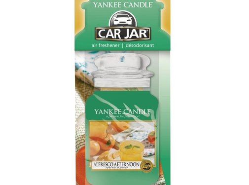 Yankee Candle Alfresco Afternoon - Car Jar