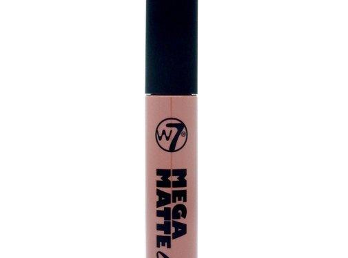 W7 Make-Up Mega Matte Nude Lips - Caked