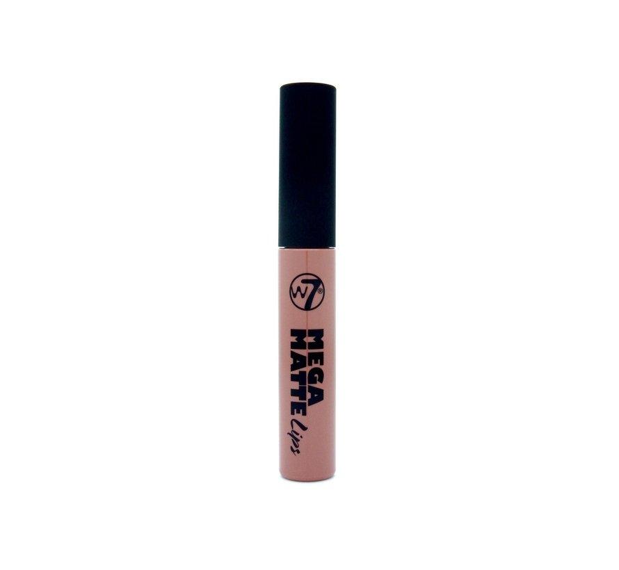 Mega Matte Nude Lips - Caked