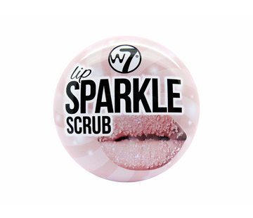 W7 Make-Up Lip Sparkle Scrub