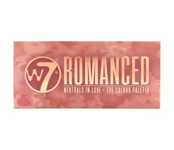 W7 Make-Up Romanced Palette