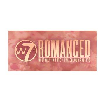 W7 Make-Up Romanced Palette