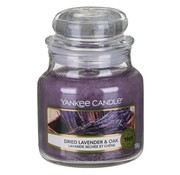 Yankee Candle Dried Lavender & Oak - Small Jar