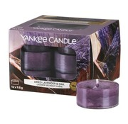 Yankee Candle Dried Lavender & Oak - Tea Lights