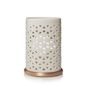 Yankee Candle Belmont Ceramic Melt Warmer