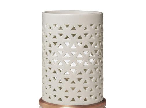 Yankee Candle Belmont Ceramic Melt Warmer