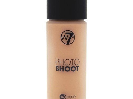 W7 Make-Up Photo Shoot 16H - Natural Beige