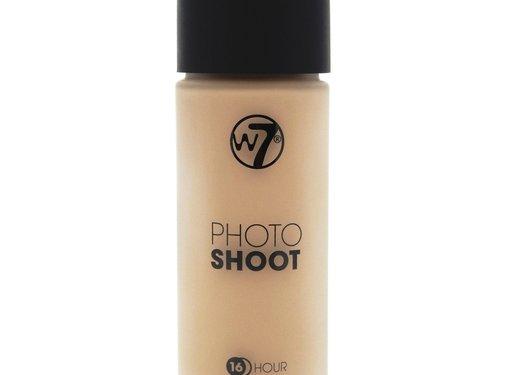W7 Make-Up Photo Shoot 16H - Sand Beige