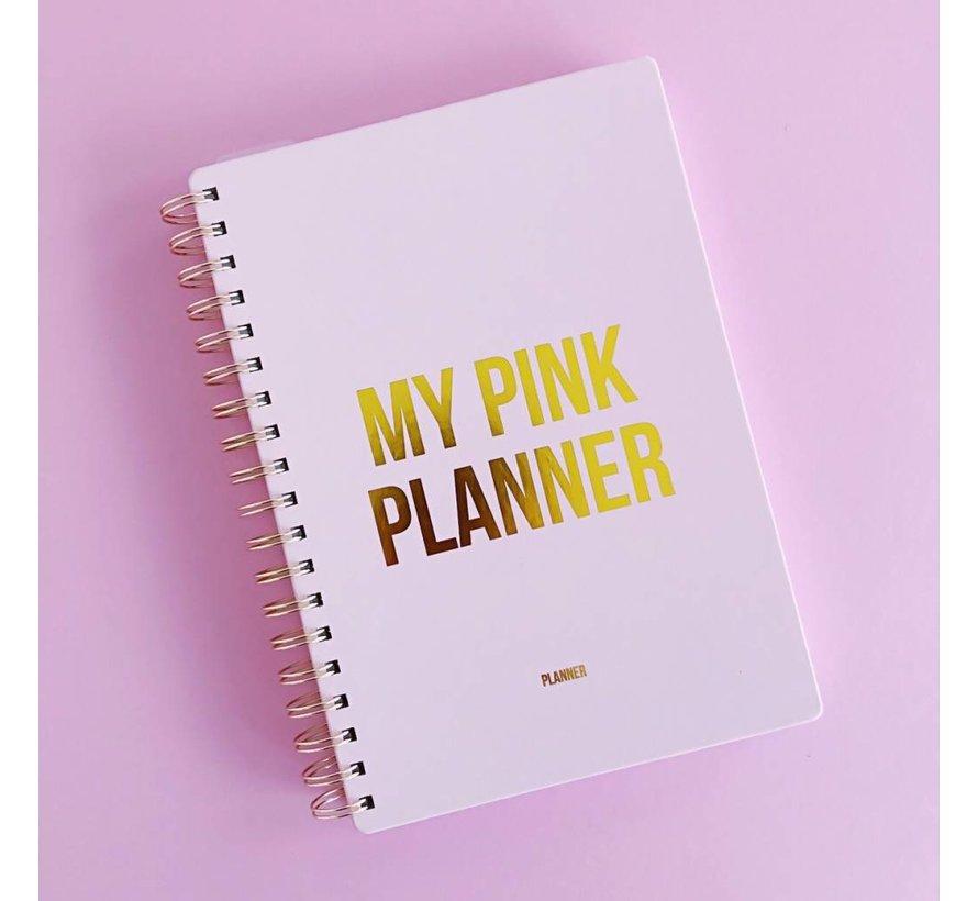 Planner - My Pink Planner