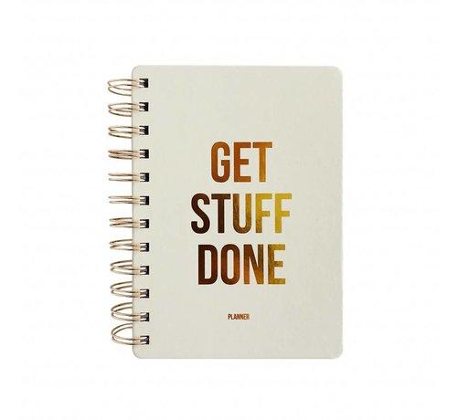 Studio Stationery Planner - Get Stuff Done