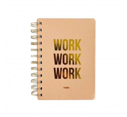 Studio Stationery Planner - Work Work Work