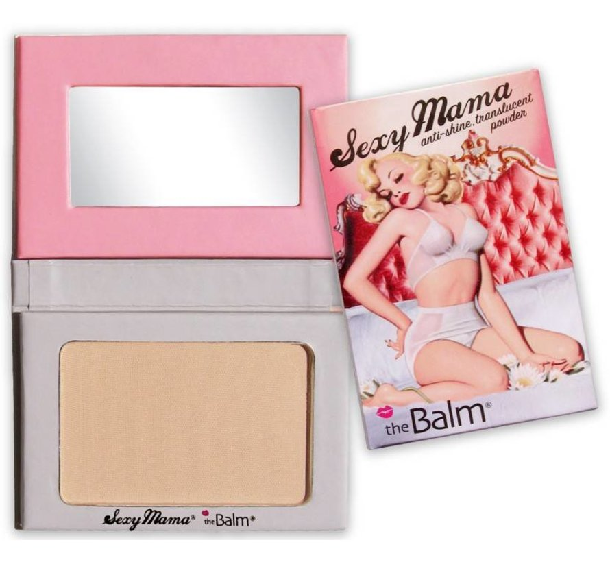 Sexy Mama - Anti-Shine Translucent Powder