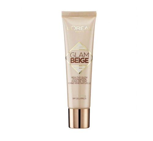 L'Oréal Glam Beige Foundation - Light