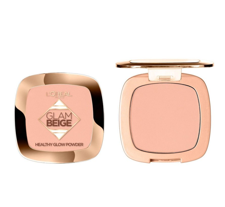 Glam Beige Poeder - Light