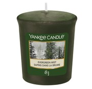 Yankee Candle Evergreen Mist - Votive