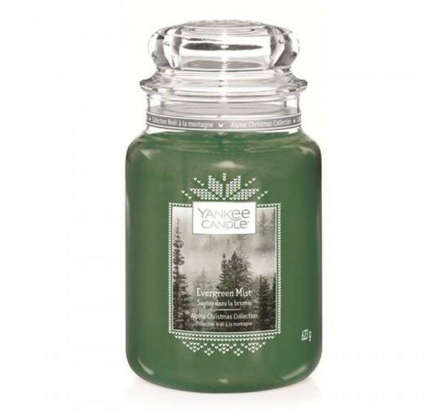 Evergreen Mist - Large Jar
