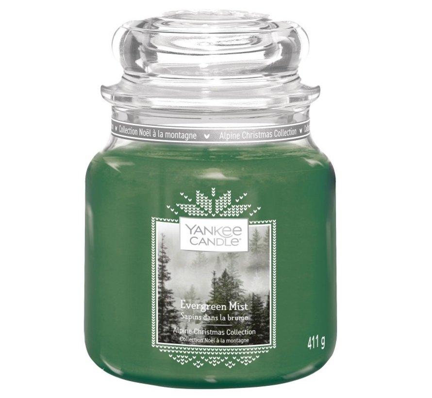 Evergreen Mist - Medium Jar