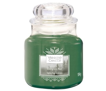 Yankee Candle Evergreen Mist - Small Jar