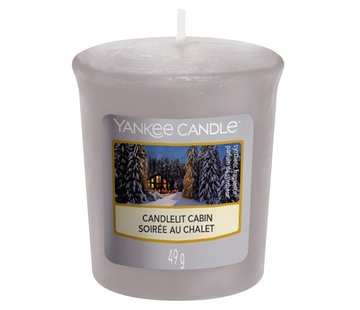 Yankee Candle Candlelit Cabin - Votive