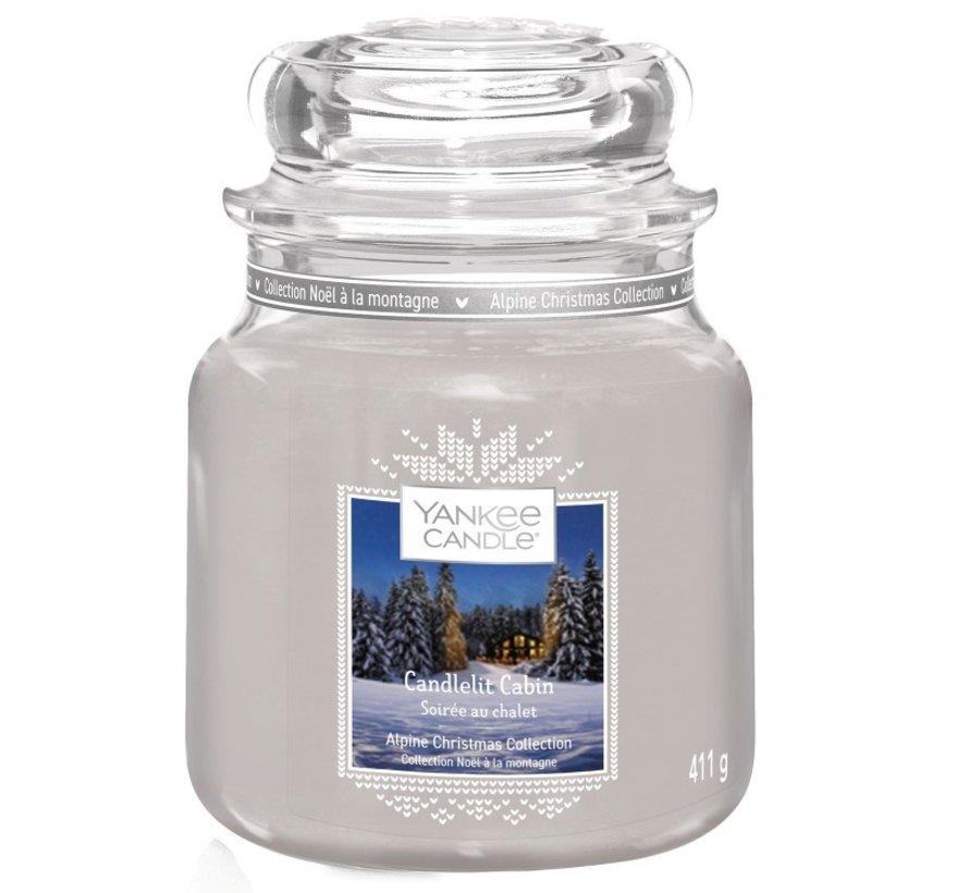 Candlelit Cabin - Medium Jar