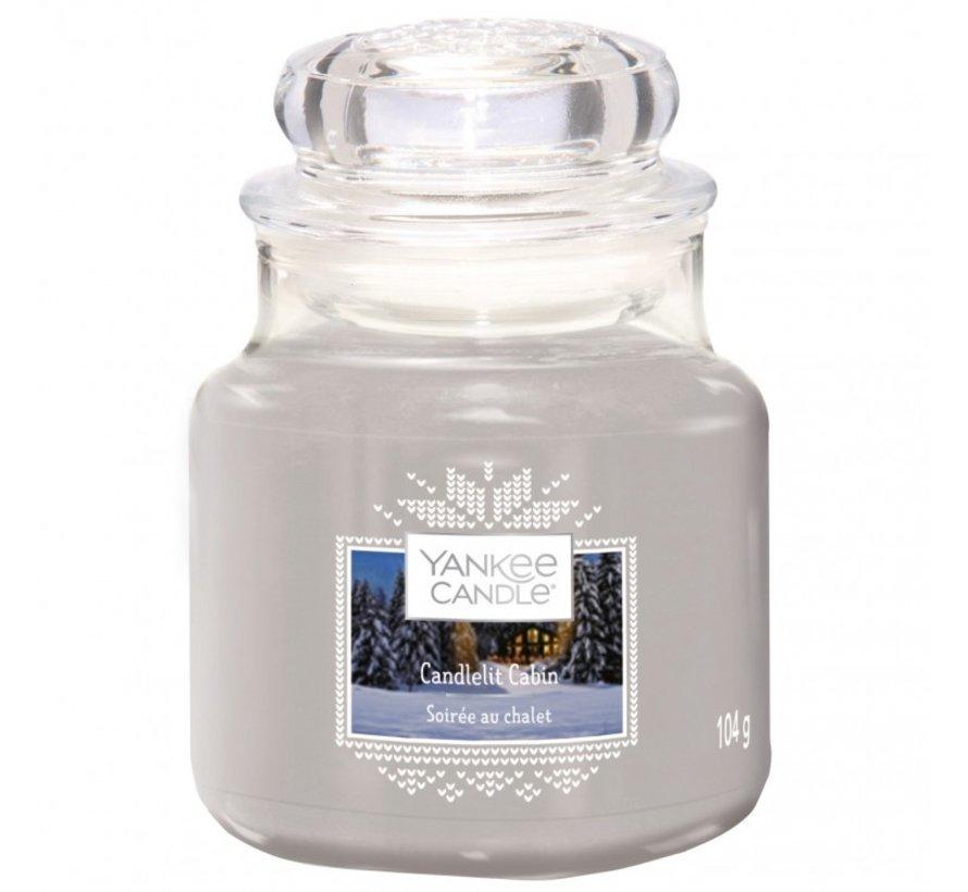 Candlelit Cabin - Small Jar
