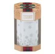 Yankee Candle Alpine Christmas 4 Tea Lights & 1 Luminary Gift Set