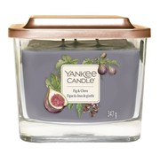 Yankee Candle Fig & Clove - Medium Vessel