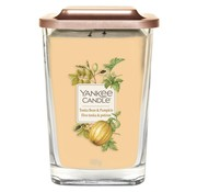 Yankee Candle Tonka Bean & Pumpkin - Large Vessel