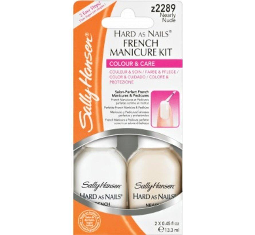 Hard as Nails - Manicure Kit - Nagellak