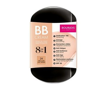 Bourjois 8 in 1 BB Cream - 24 Light Bronze