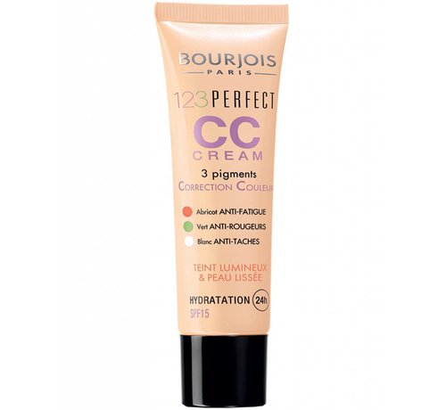 Bourjois 123 Perfect CC Cream - 34 Bronze - Foundation