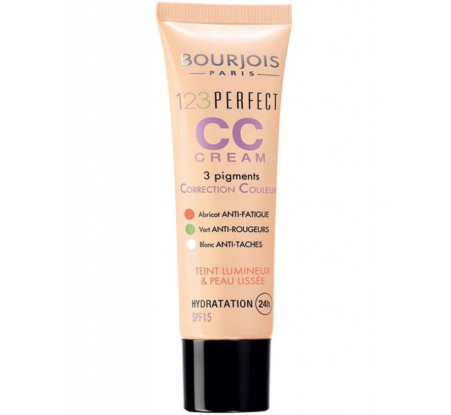 123 Perfect CC Cream - 33 Rose Beige - Foundation
