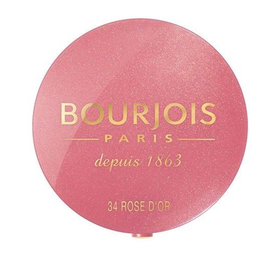 - 34 Rose d'Or - Blush