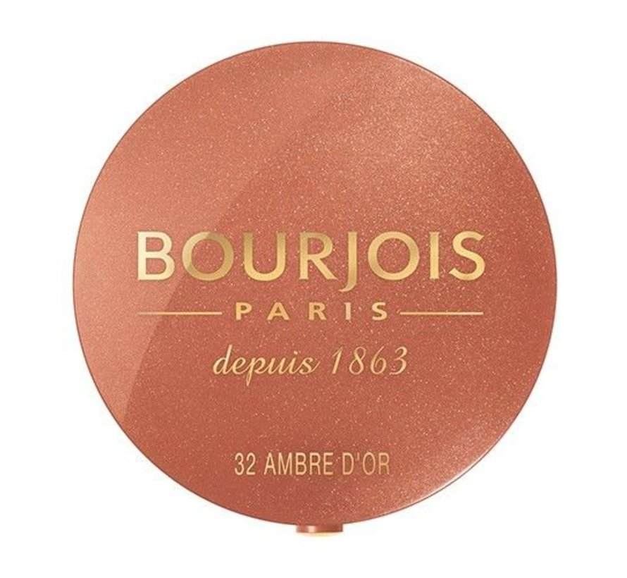 - 32 Ambre d'Or - Blush