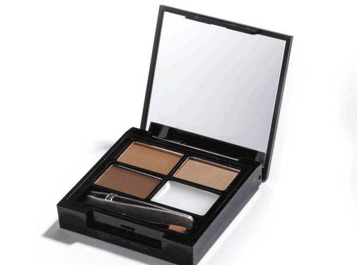 Makeup Revolution Focus & Fix Brow Kit - Medium Dark