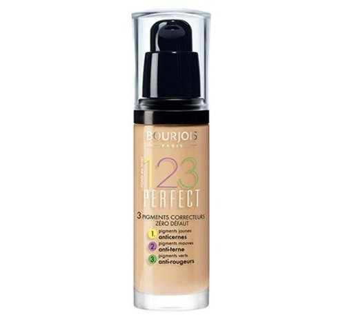 Bourjois 123 Perfect - 52 Vanilla - Foundation