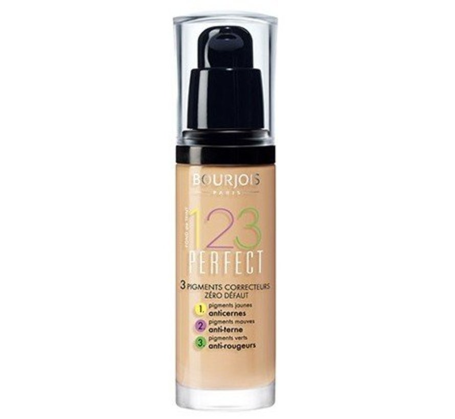 123 Perfect - 52 Vanilla - Foundation