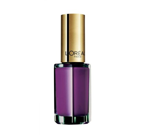 L'Oréal Color Riche Le Vernis - 502 Purple Disturbia - Nagellak