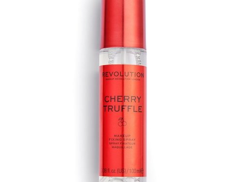 Makeup Revolution Precious Stone Fixing Spray - Cherry Truffle
