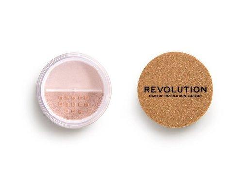 Makeup Revolution Precious Stone Loose Highlighter - Rose Quartz