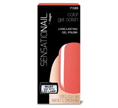 SensatioNail Coral Sunset - Gel Nagellak