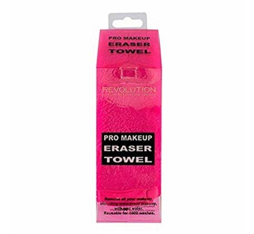 Pro Makeup Eraser Towel
