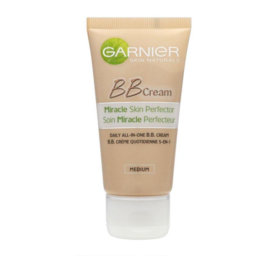 Skin Naturals Miracle Skin Perfector BB Cream - Medium