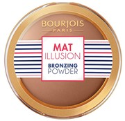 Bourjois Mat Illusion Bronzing Powder - Dark